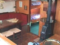 schip huren op IJsselmeer of Waddenzee : de tweemastklipper Nijverheid vanuit Stavoren
