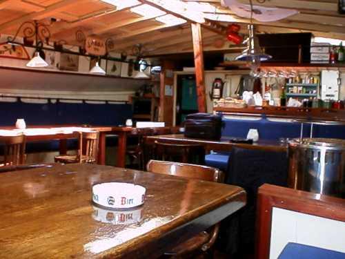 Schiff mieten auf IJsselmeer oder Wattenmeer : die Klipper Anna ab Muiden