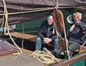 zeilen op IJsselmeer of Waddenzee met de oostzeetjalk Balder vanuit Stavoren