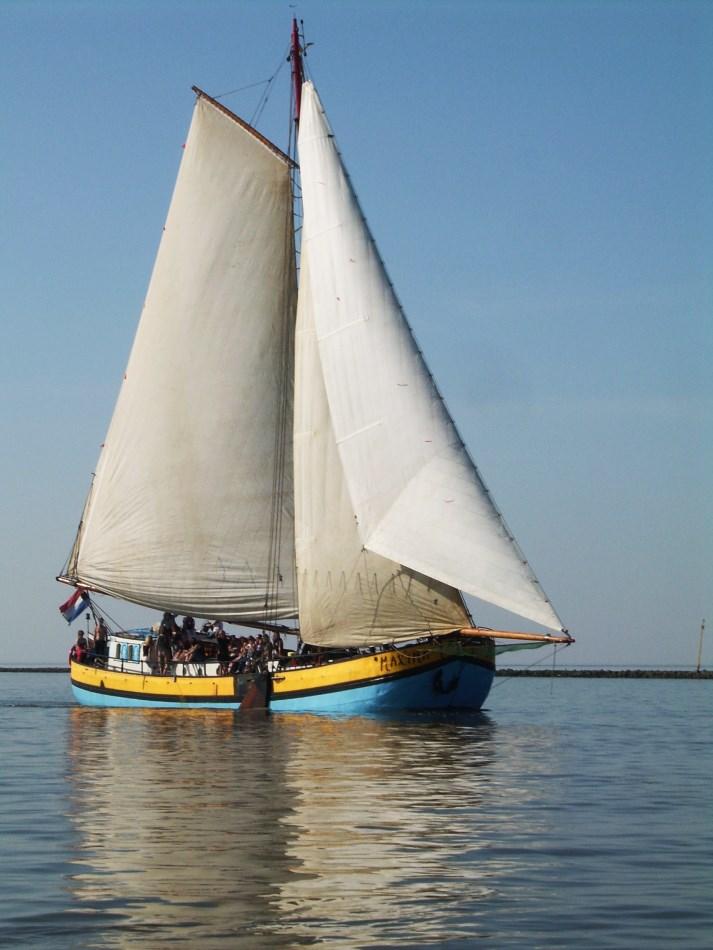 Segeln auf IJsselmeer oder Wattenmeer mit der Klipper Maxima ab Harlingen