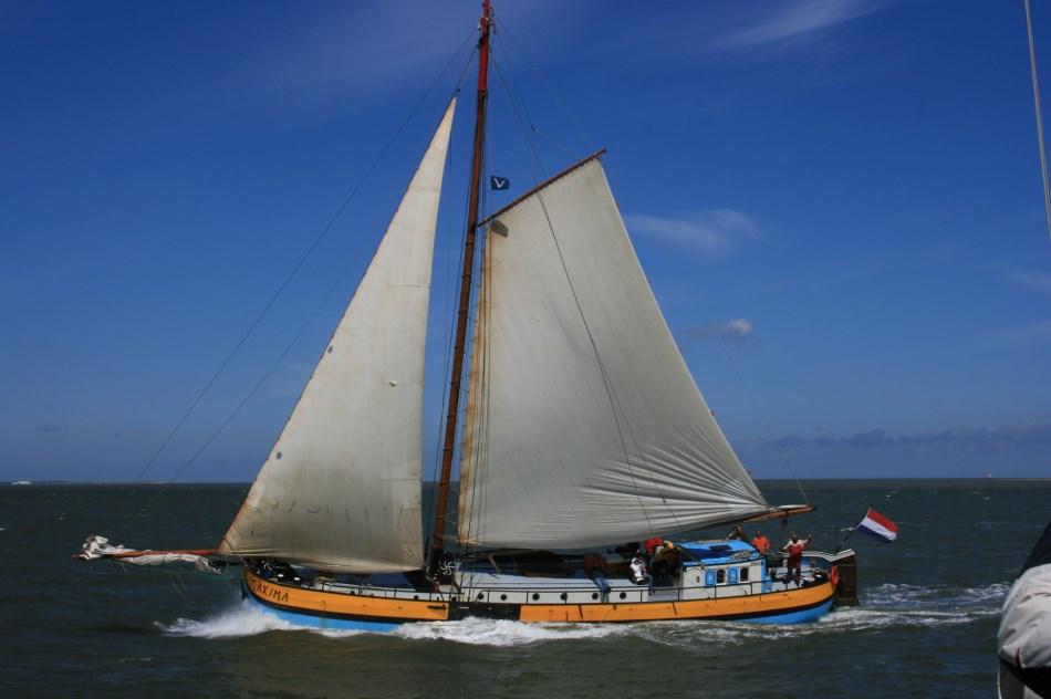 zeilen op IJsselmeer of Waddenzee met de klipper Maxima vanuit Harlingen