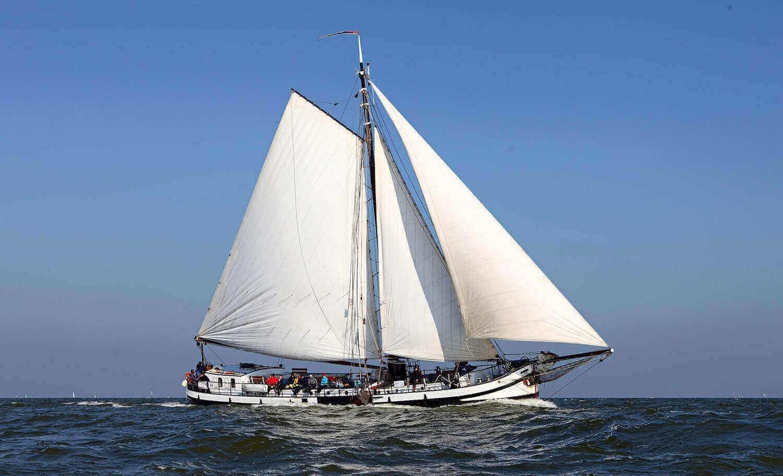 Segeln auf IJsselmeer oder Wattenmeer mit der Steilsteven Rival ab Enkhuizen