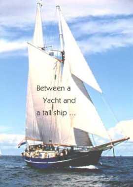 Segeln auf IJsselmeer oder Wattenmeer mit der Schoner Stortemelk ab Kiel