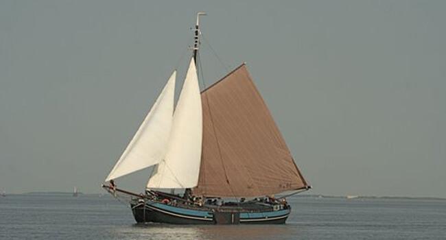 Segeln auf IJsselmeer oder Wattenmeer mit der Hagenaar Marinde ab Harlingen