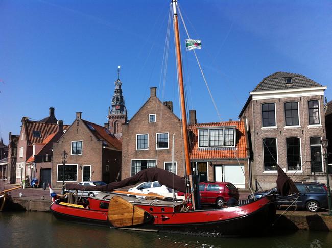 zeilen op IJsselmeer of Waddenzee met de skutsje Vrouwe Francina vanuit Monnickendam